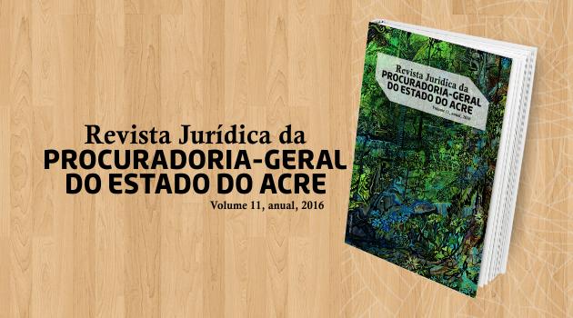 PGE lança novo volume de sua Revista Jurídica