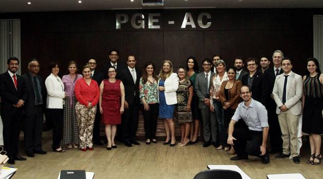 PGE AC sedia I Encontro dos Corregedores das PGEs de 2017