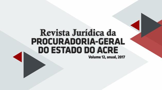 Aberto recebimento de trabalhos técnico-científicos para a Revista Jurídica da PGE