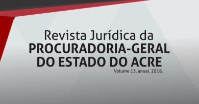 Aberto prazo para recebimento de trabalhos na área do Direito Público e Gestão Pública